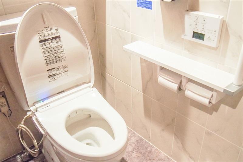 トイレの水詰まり